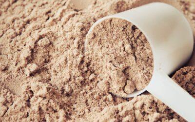"""Marketing:  When Protein Powder is not just """"Protein Powder"""""""